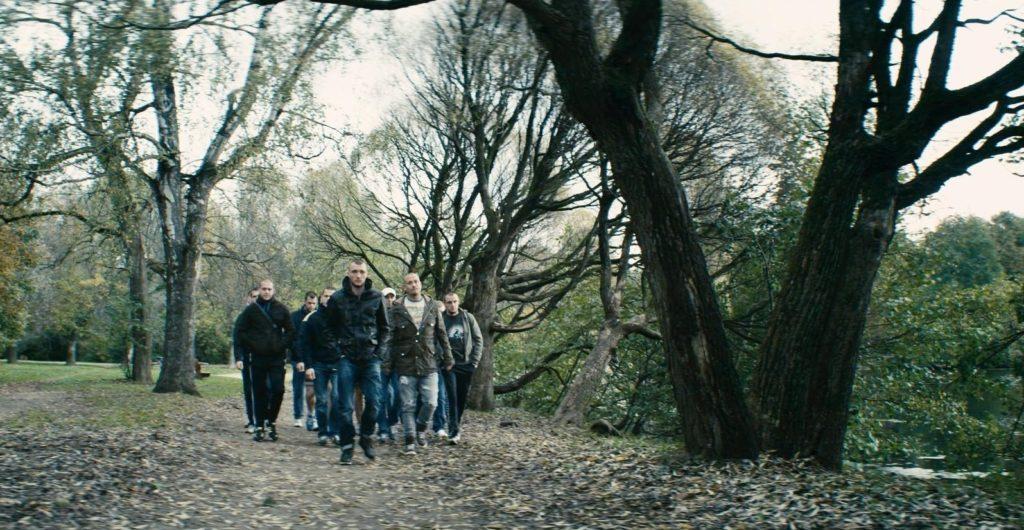кадр из фильма Околофутбола