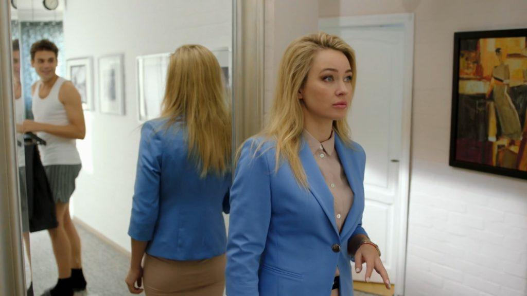 кадр из сериала Психологини