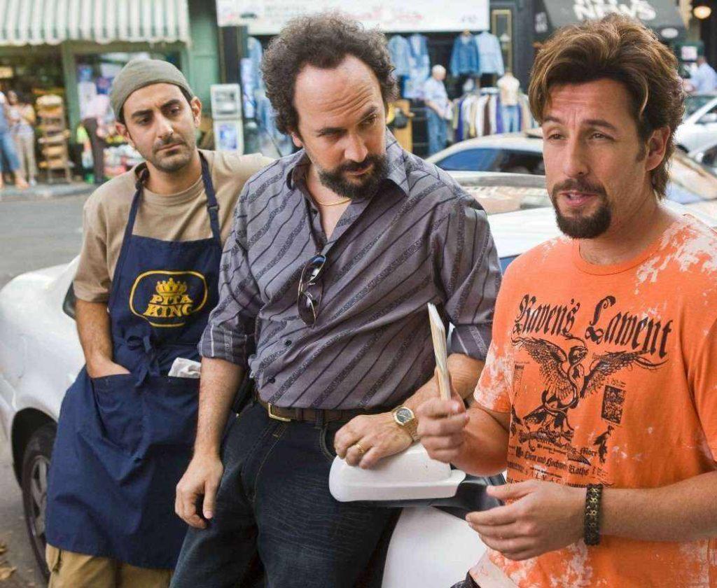 Кадр из фильма Не шутите с Зоханом 2