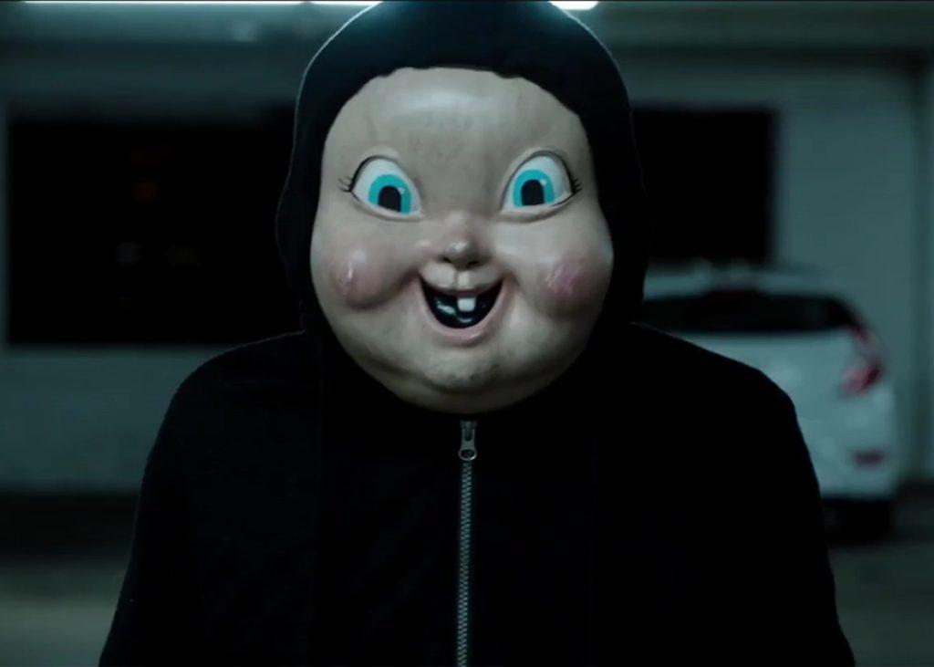 Кадр из фильма Счастливого дня смерти 3