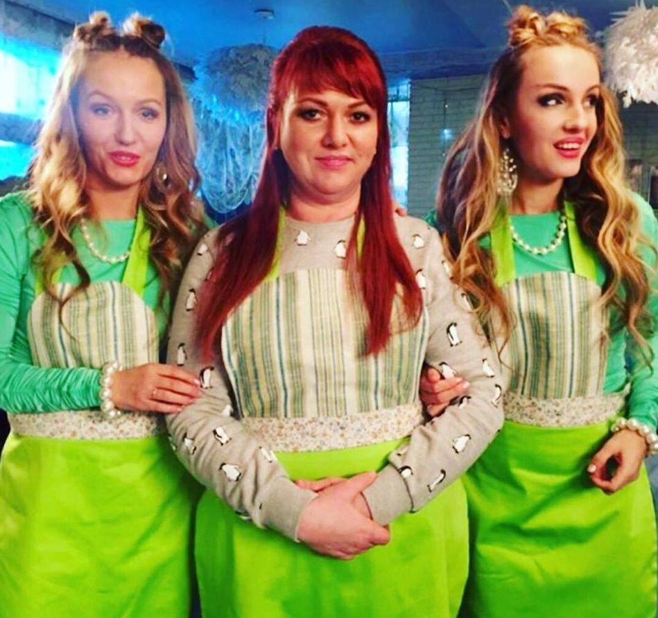 Кадр из сериала Две девицы на мели 2 сезон