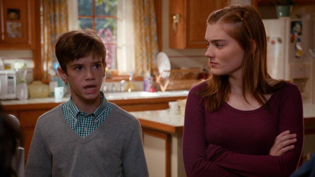 Кадр из сериала Американская домохозяйка 4 сезон