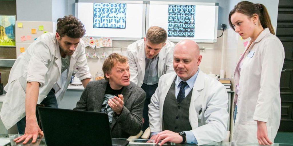 Кадры из сериала Доктор рихтер 4 сезон