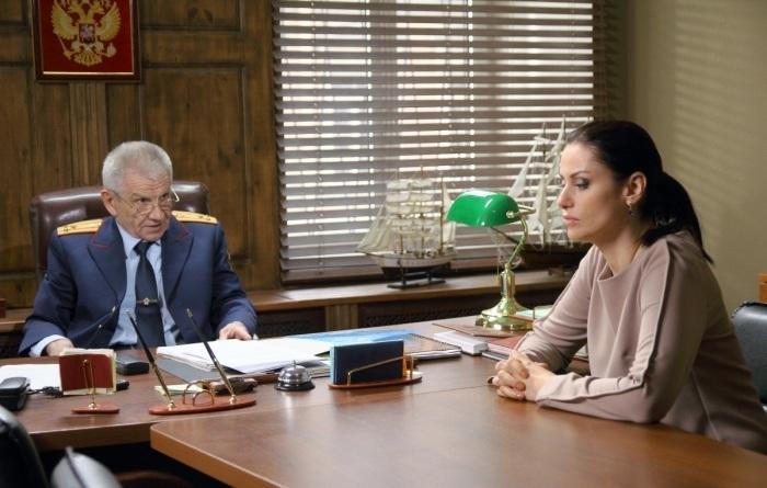 Кадры из сериала Тайны следствия 19 сезон