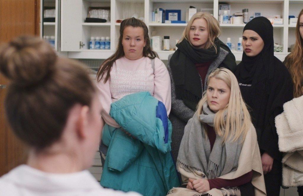 Кадры из сериала Стыд 5 сезон