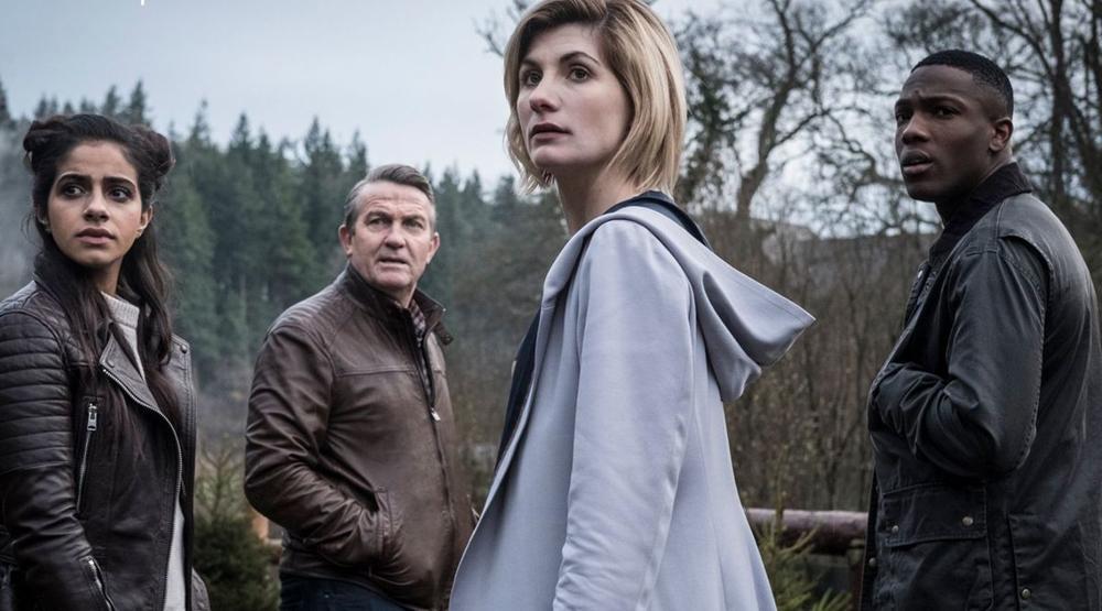 Кадры из сериала Доктор кто 14 сезон