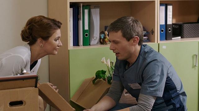 Кадры из сериала Практика 3 сезон