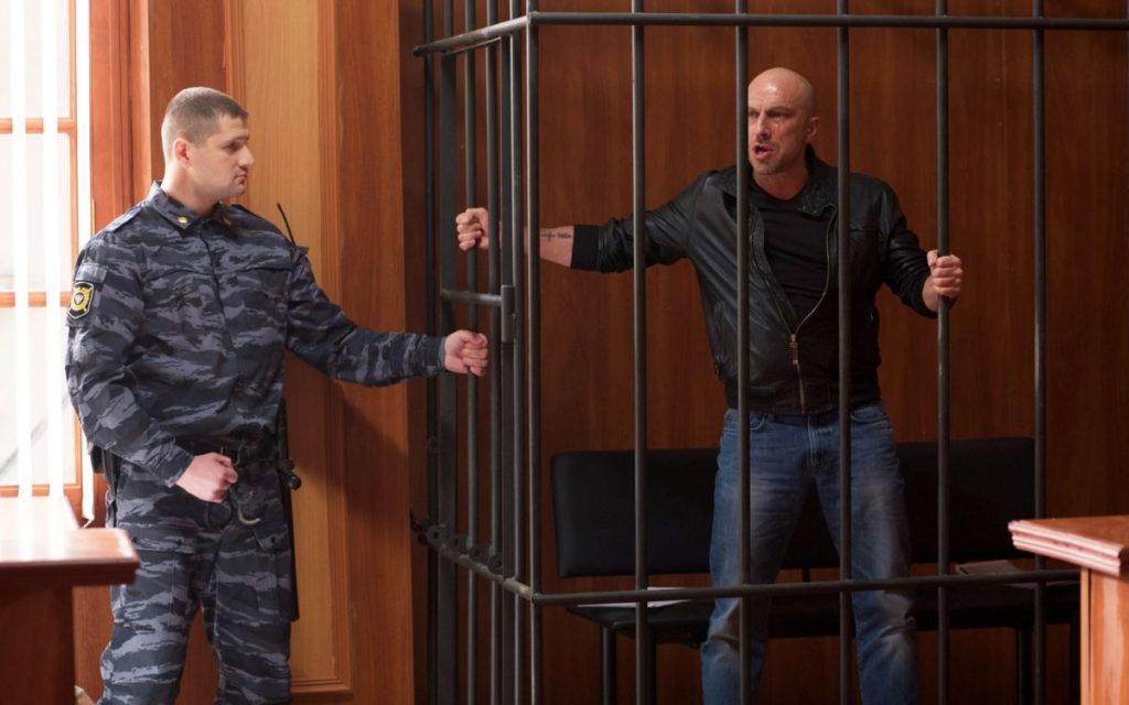 Кадры из фильма Физрук спасает Россию