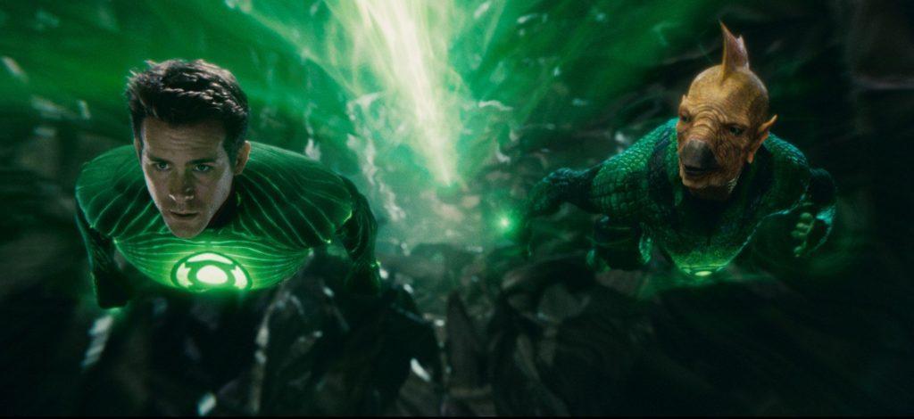 Кадры из фильма Зеленый фонарь 2
