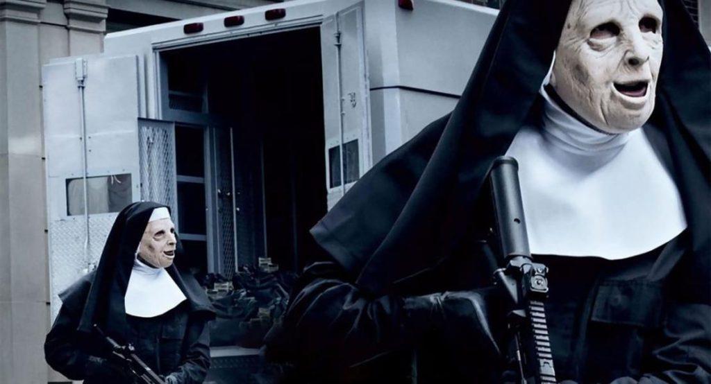 Кадры из фильма Город воров 2