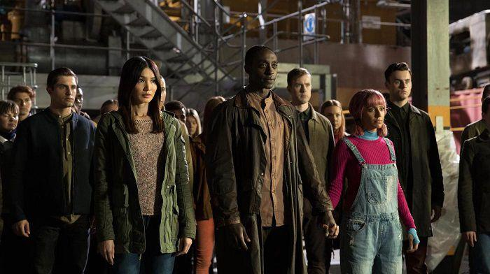Кадры из сериала Люди 5 сезон
