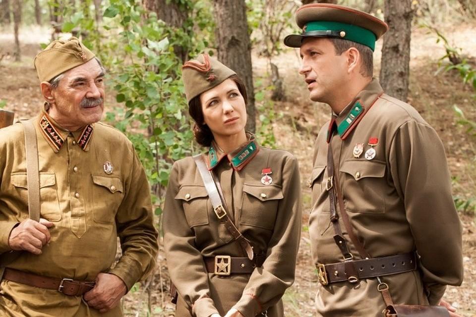 Кадры из сериала По законам военного времени 4 сезон