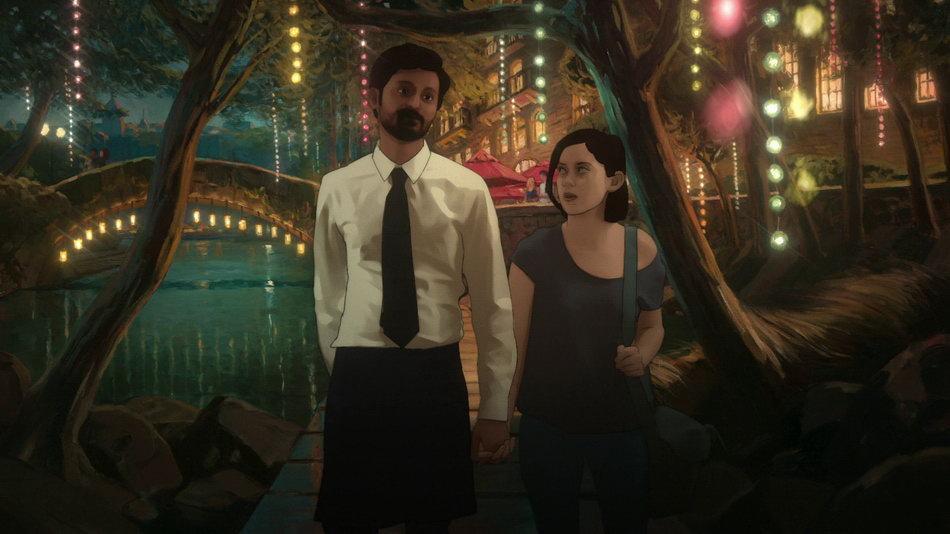 Кадры из сериала Отмена 2 сезон