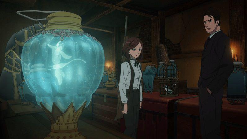 Кадры из аниме Закат эпохи фей 3 сезон