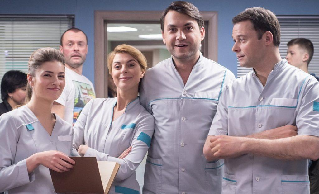 Кадры из сериала Женский доктор 5 сезон