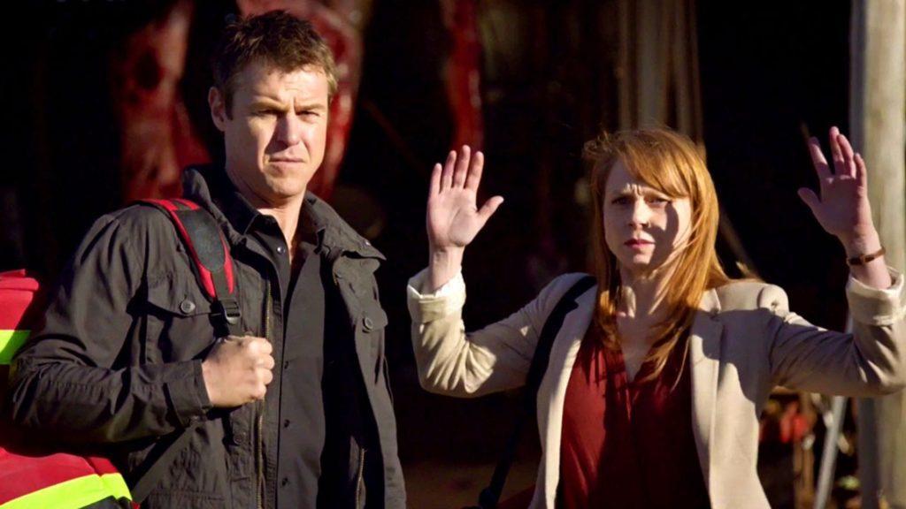 Кадры из сериала Доктор, доктор 4 сезон