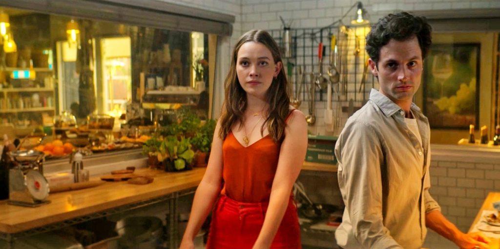 Кадры из сериала Ты 3 сезон