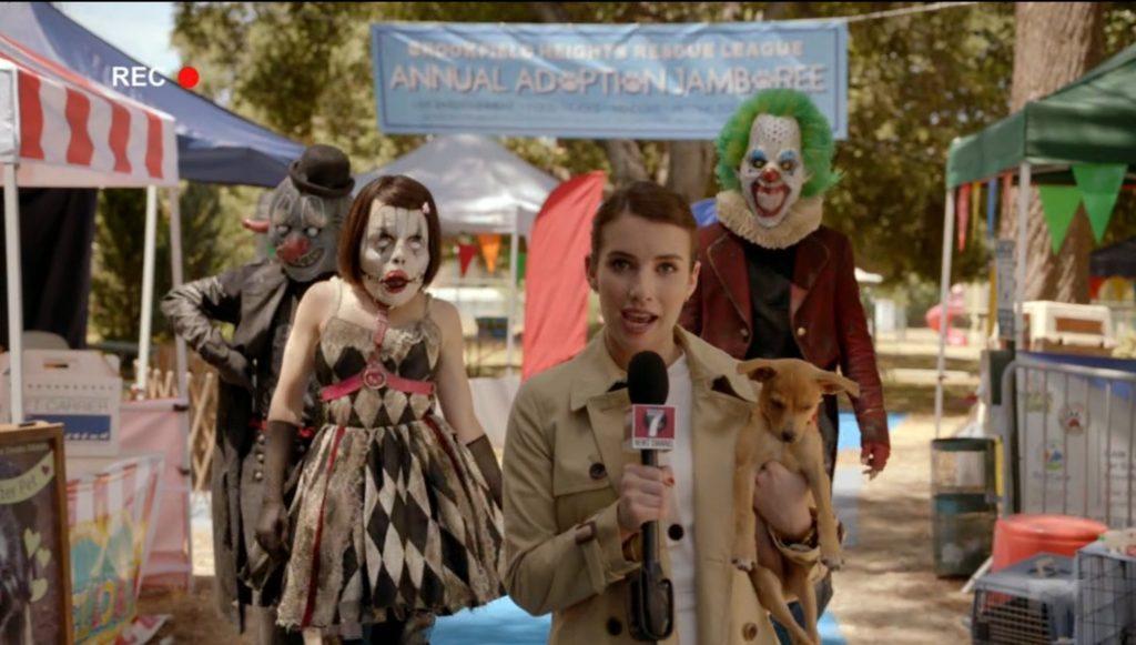 Кадры из сериала Американская история ужасов 10 сезон