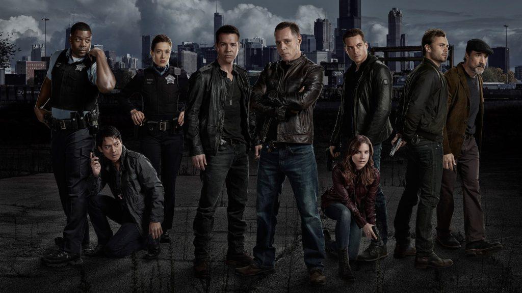 Кадры из сериала Полиция Чикаго 8 сезон