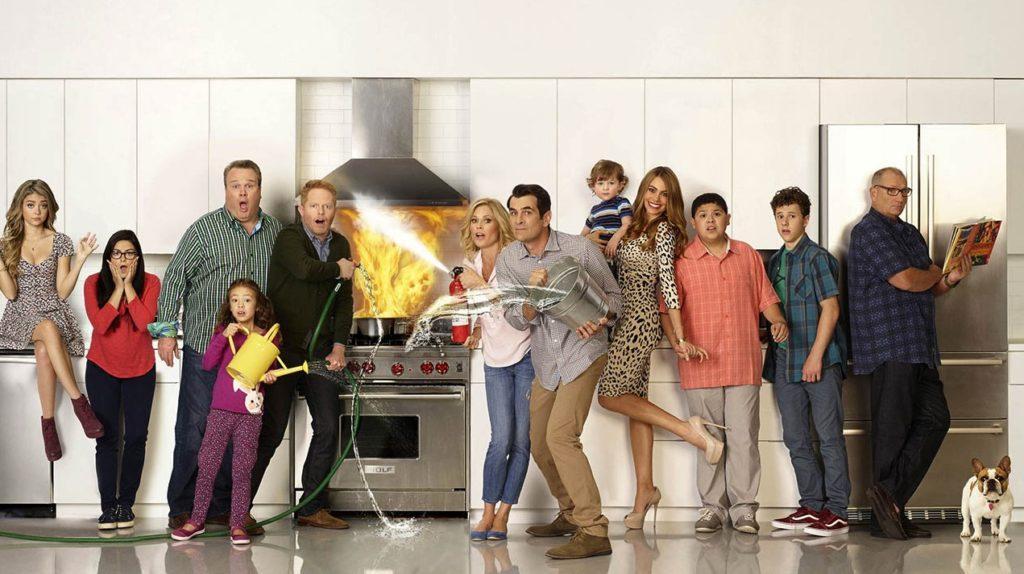 Кадры из сериала Американская семейка 12 сезон