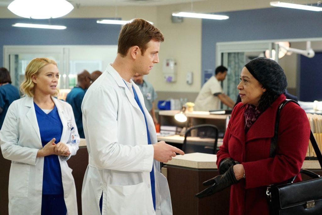 Кадры из сериала Медики Чикаго 6 сезон