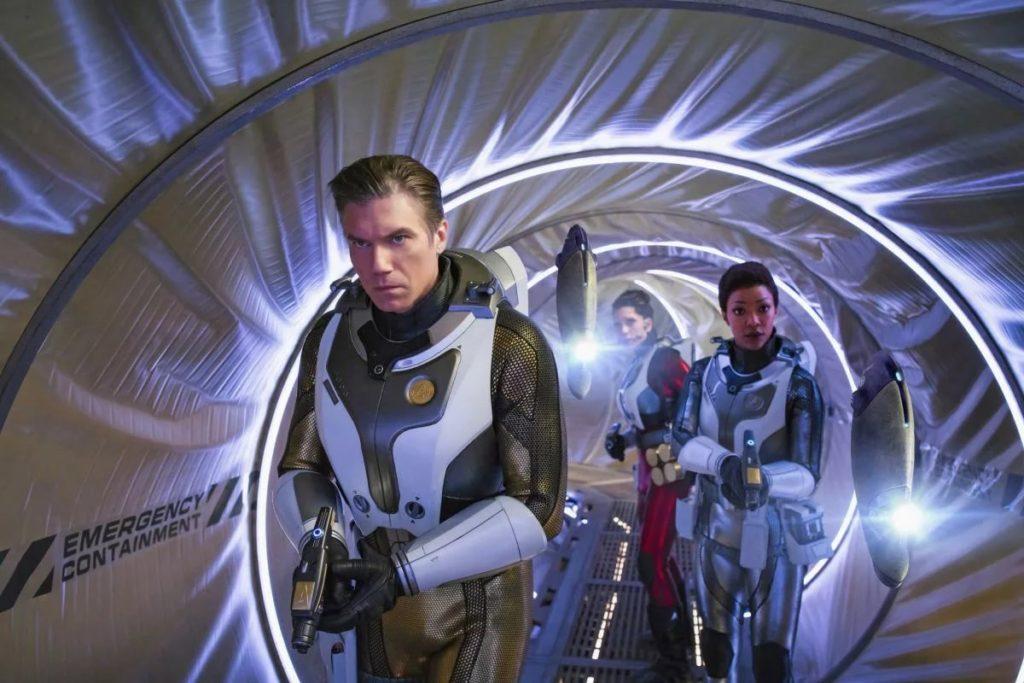 Кадры из сериала Звездный путь: Дискавери 4 сезон
