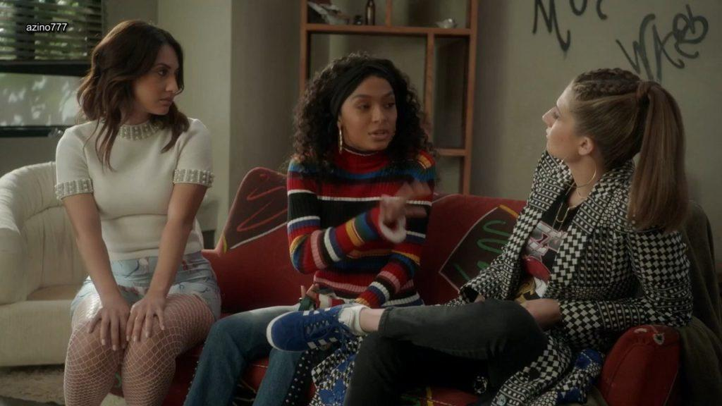 Кадры из сериала Повзрослевшие 4 сезон