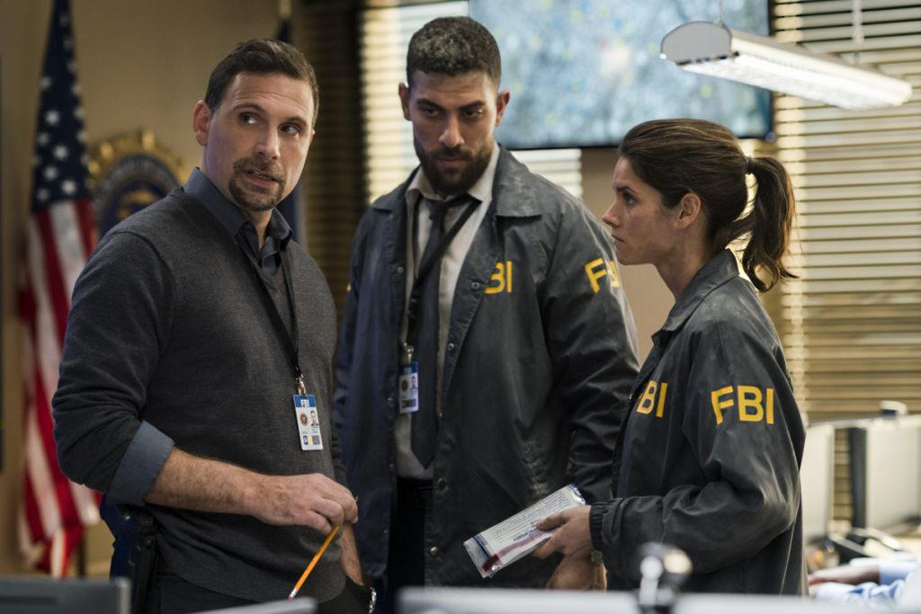 Кадры из сериала ФБР 3 сезон