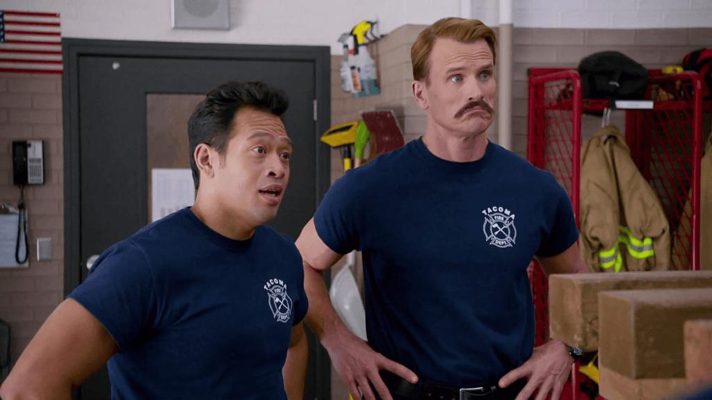 Кадры из сериала Пожарная служба Такомы 2 сезон