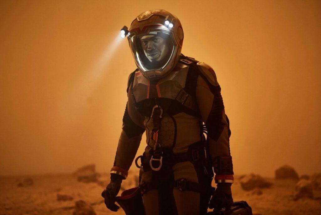 Кадры из сериала Марс 3 сезон