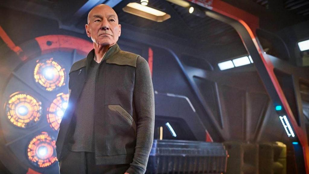 Кадры из сериала Звездный путь: Пикар 2 сезон