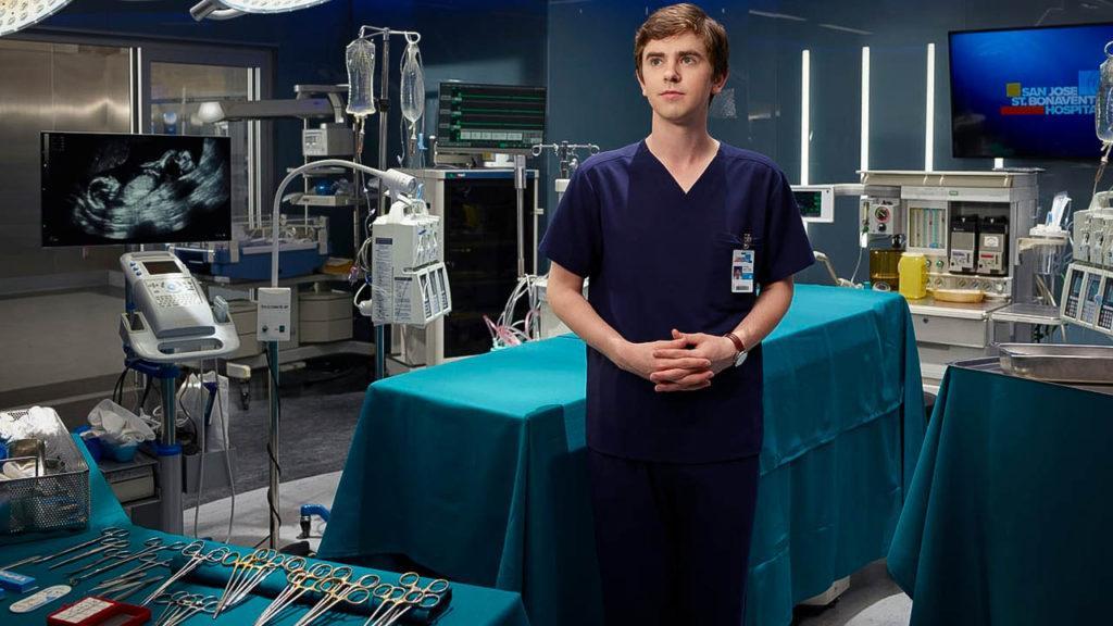 Кадры из сериала Хороший доктор 4 сезон