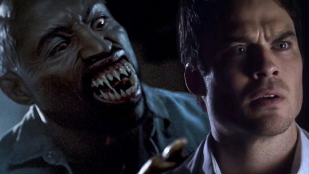 Кадры из сериала Вампирские войны 2 сезон