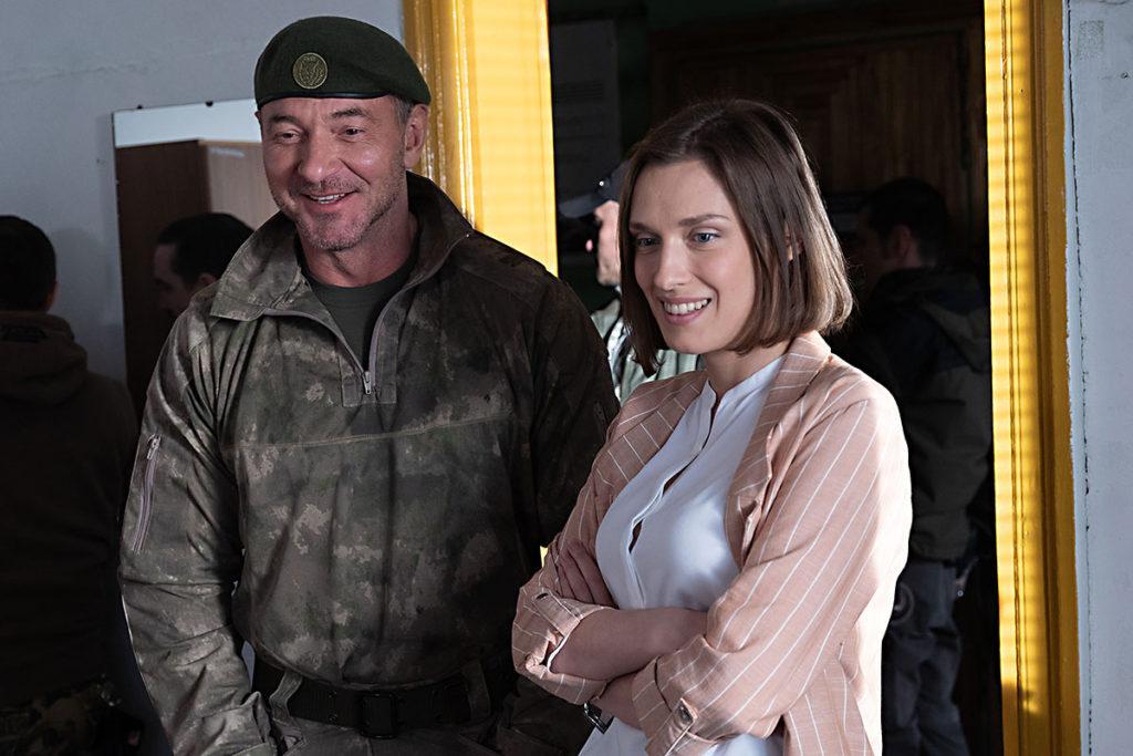 Кадры из сериала Заповедный спецназ сериал 2020