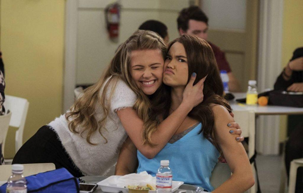 Кадры из сериала Алекса и Кэти 4 сезон