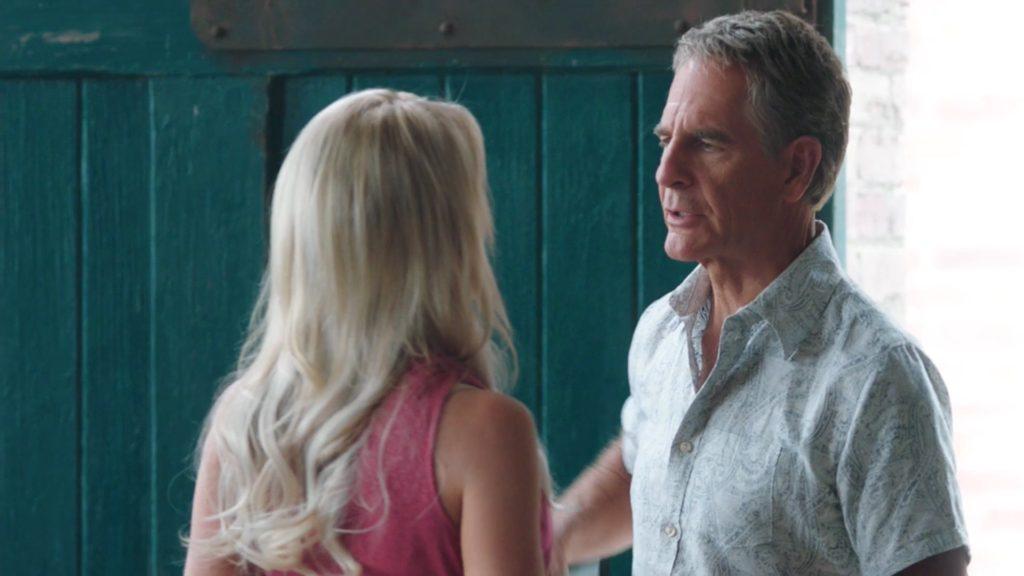 Кадры из сериала Морская полиция: Новый Орлеан 7 сезон