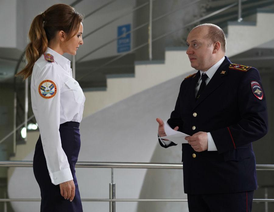 Кадры из сериала Полицейский с Рублевки 6 сезон