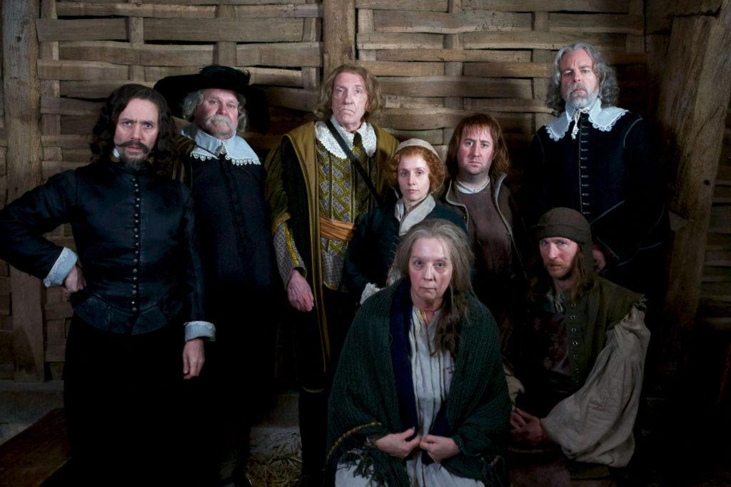 Кадры из сериала Внутри девятого номера 6 сезон