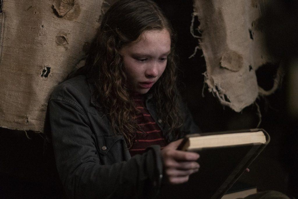 Кадры из сериала Страшные истории для рассказа в темноте 2 сезон