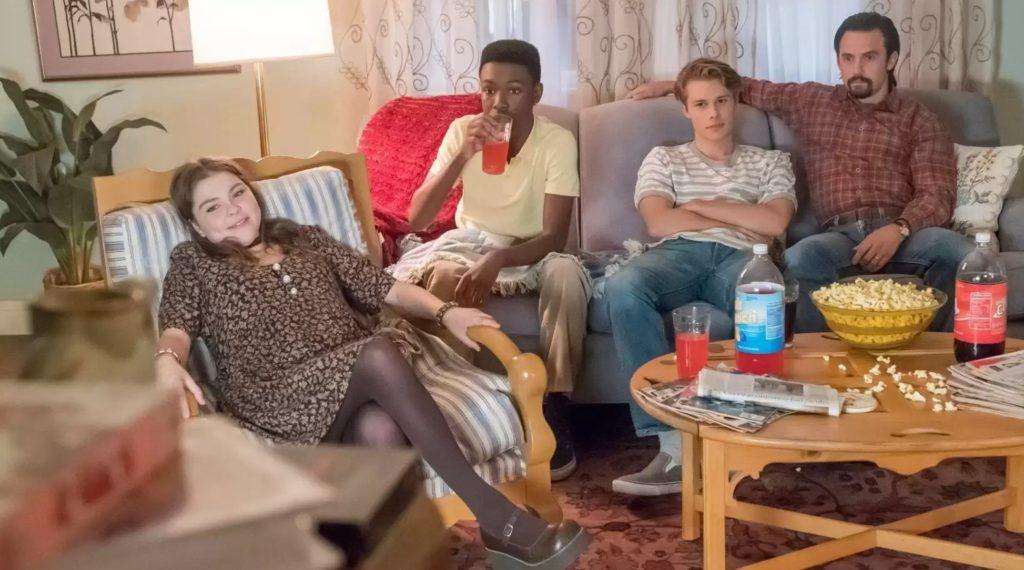 Кадры из сериала Это мы 5 сезон