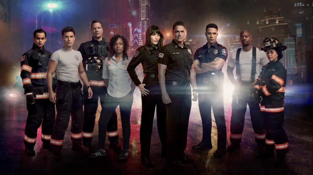 Кадры из сериала 911:Одинокая звезда 2 сезон