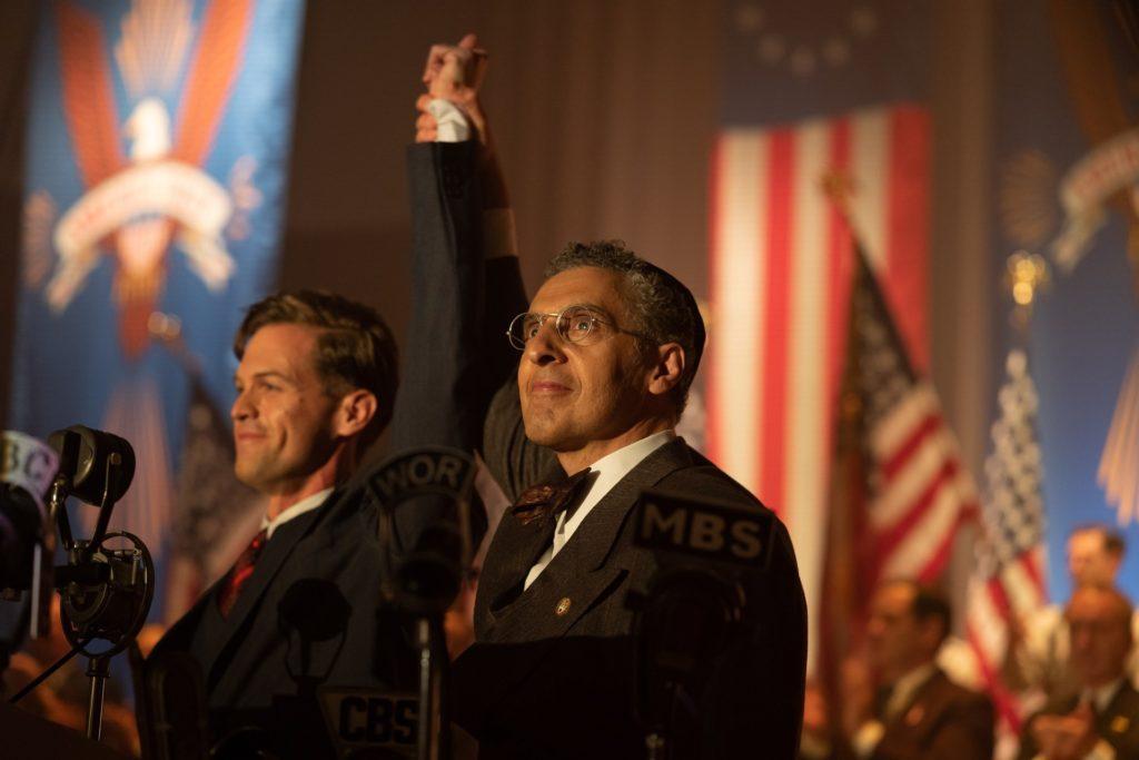 Кадры из сериала Заговор против Америки 2 сезон