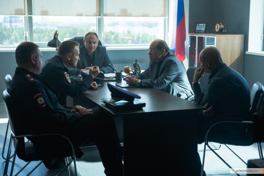 Кадры из сериала Агеев сериал 2020
