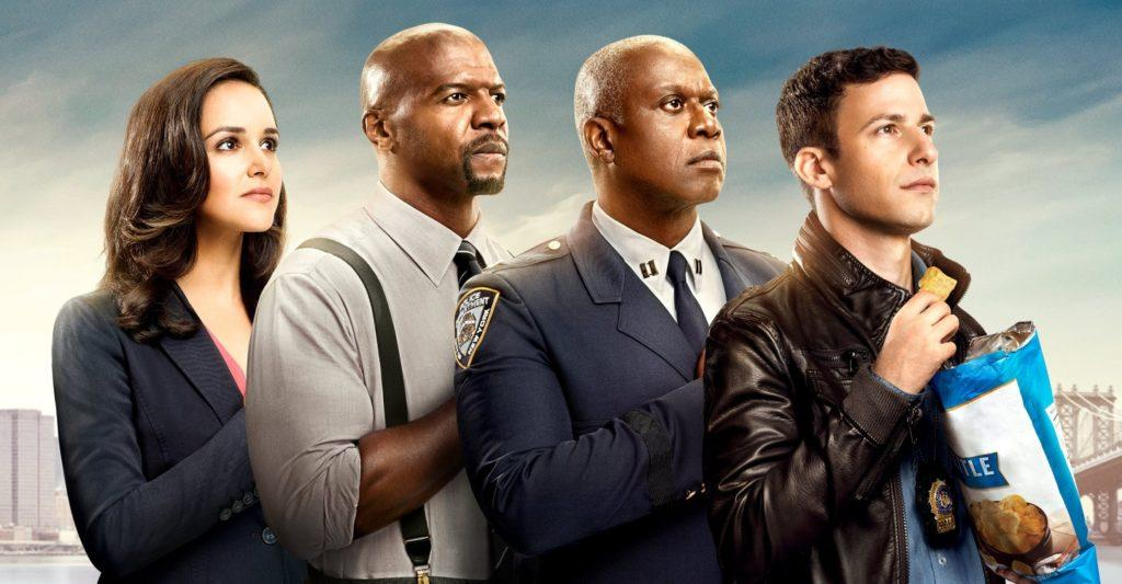 Кадры из сериала Бруклин 9-9 8 сезон