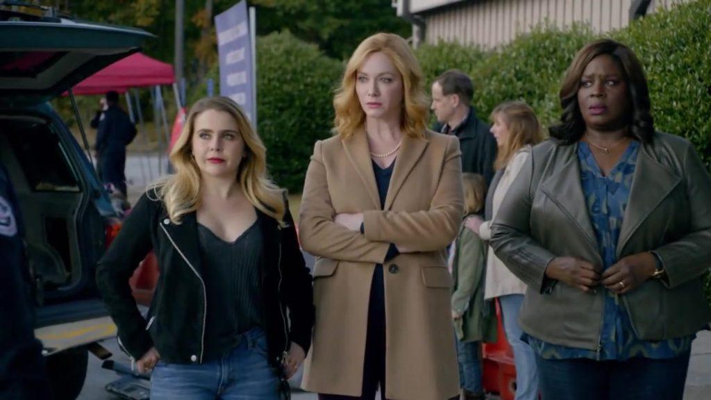 Кадры из сериала Хорошие девчонки 4 сезон