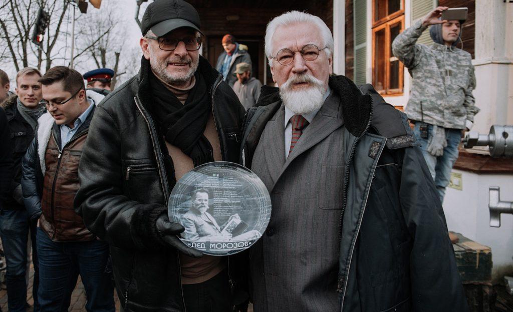 Кадры из сериала Дед Морозов сериал 2020