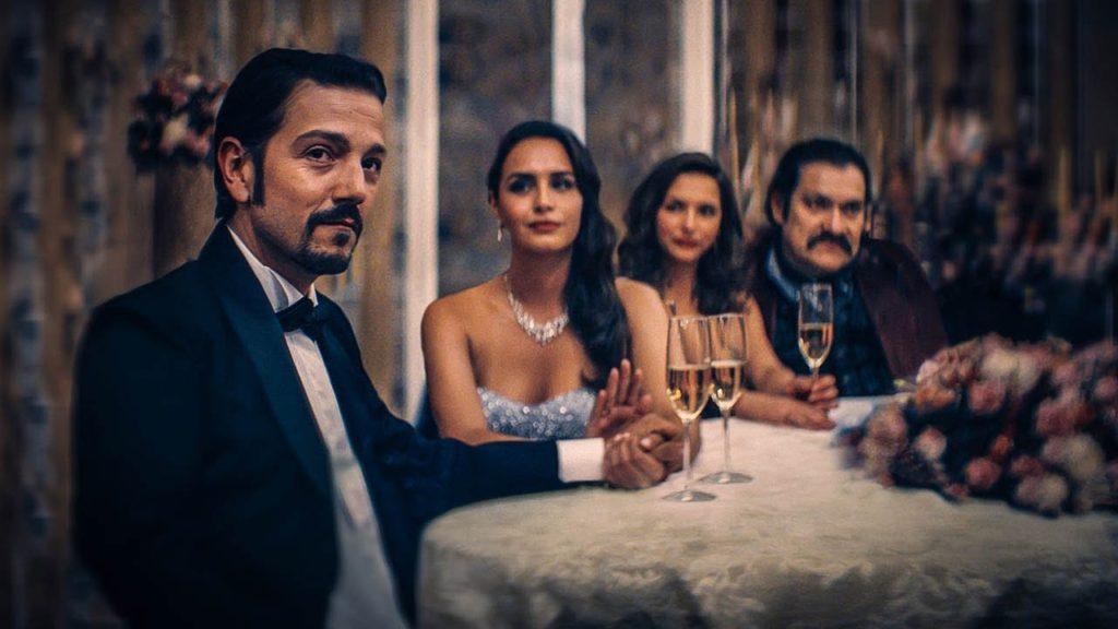 Кадры из сериала Нарко: Мексика 3 сезон