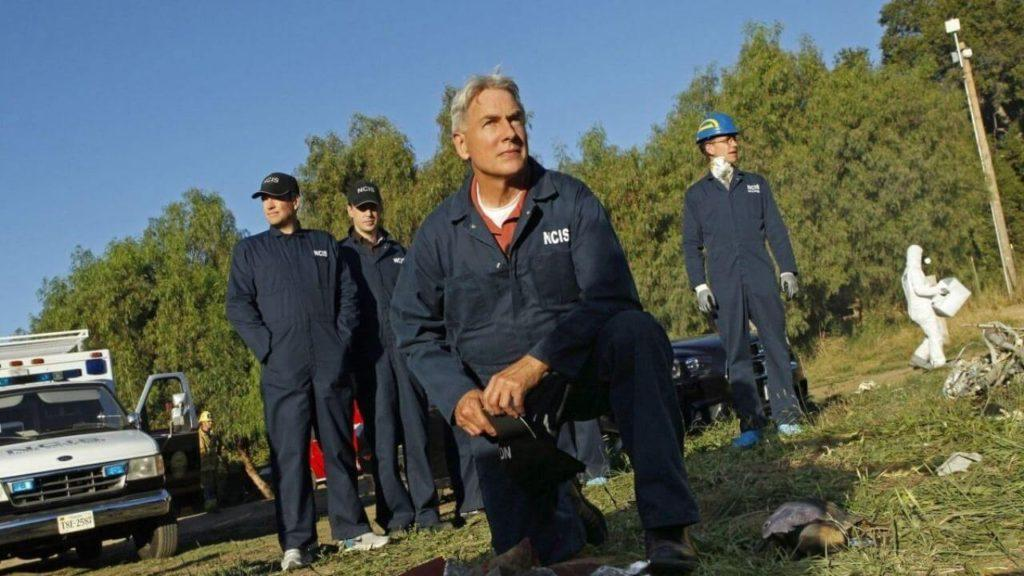 Кадры из сериала Морская полиция: Спецотдел 18 сезон
