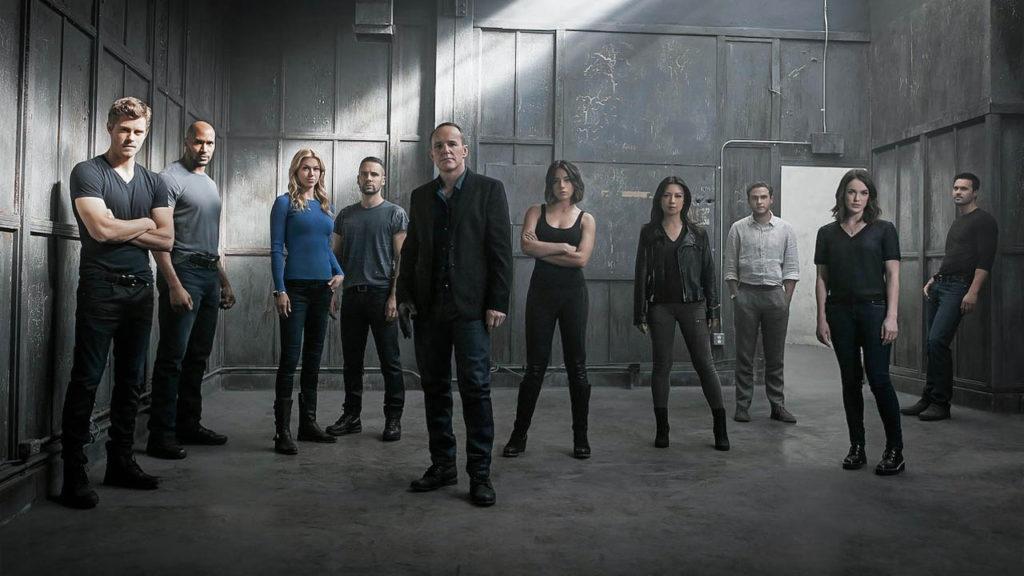 Кадры из сериала Агенты Щ.И.Т. 7 сезон