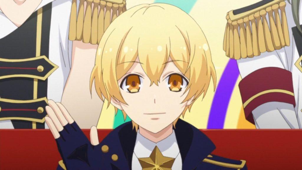 Кадры из аниме Лунная песнь/Tsukiuta. The Animation 2 сезон